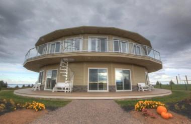 deltec homes round prefab home