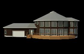 prefabricated deltec home