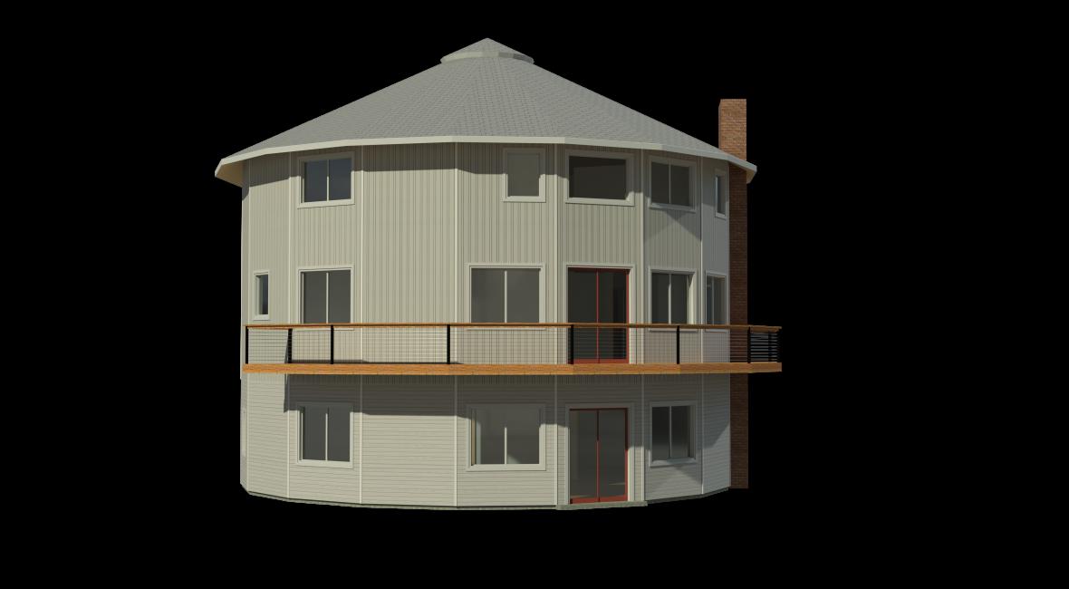 Custom Floorplan Example 5034 Sqft Deltec Homes