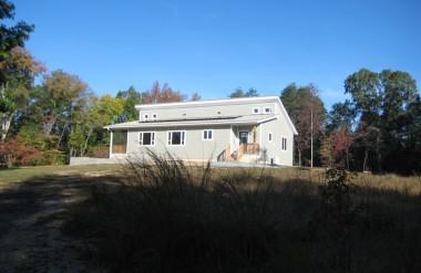 deltec homes ridgeline net zero prefab home