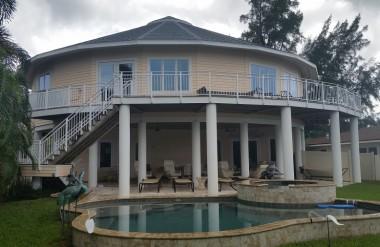 hurricane proof home