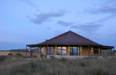deltec homes round house